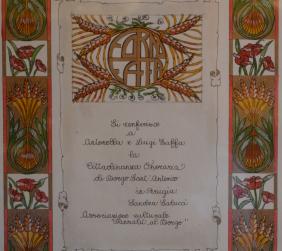 Cittadinanza onoraria Borgo S.Antonio